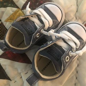 Baby Girl- Converse Shoes